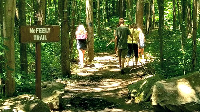 Family Hike at McFeely Trail