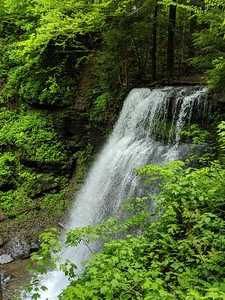 Buttermilk Falls - May 14, 2019