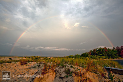 Cape Henlopen Rainbow