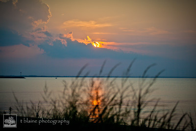 Cape Henlopen Sunset
