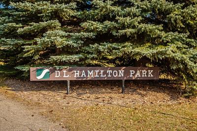 D.L. Hamilton Park