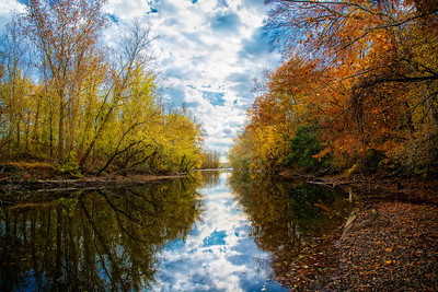 Delaware River Canal