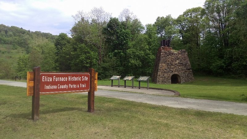 Eliza Furnace Historic Site