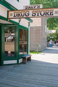 Daly's Drug Store - Fort Edmonton