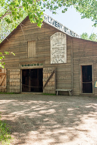 McCauley's Livery Stable - Fort Edmonton