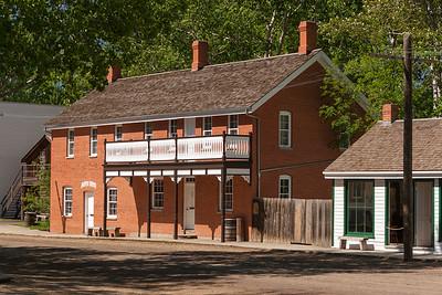 Jasper House - Fort Edmonton