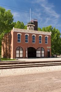 Fire Hall - Fort Edmonton