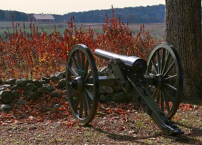 Gettysburg, PA   by P. Saavedra