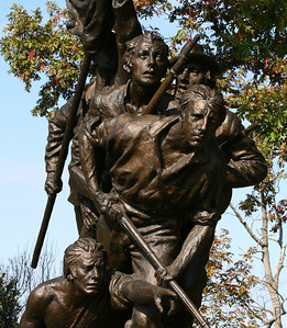 Gettysburg, PA.,   by P. Saavedra