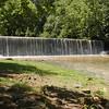 LR, BWCNA, Hollins Mill Park, Dam, Summer
