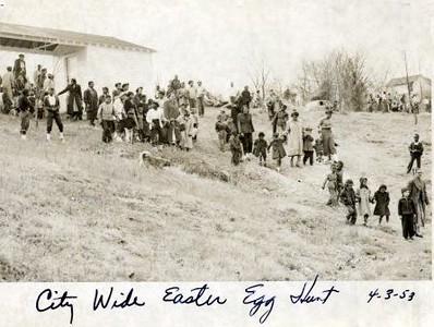 City African-American Egg Hunt