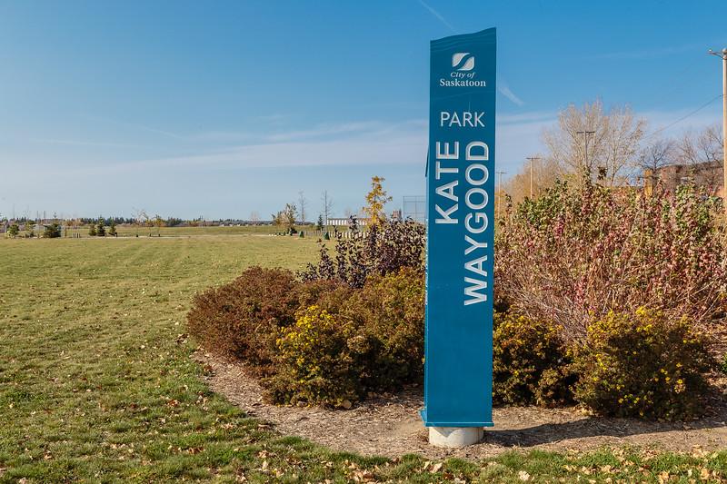 Kate Waygood Park