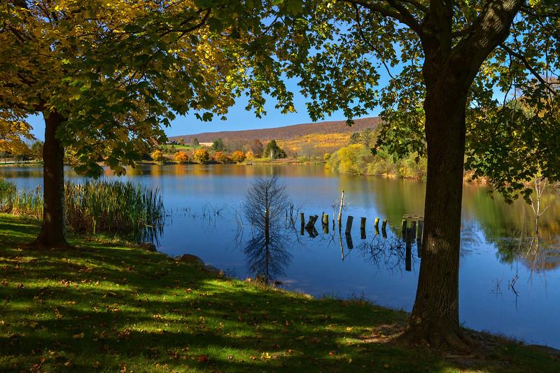Leaser Lake - Lehigh County, PA - 2019