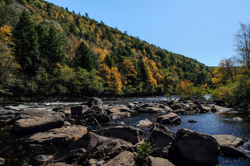 Lehigh Gorge State Park - Carbon County, PA - 2019