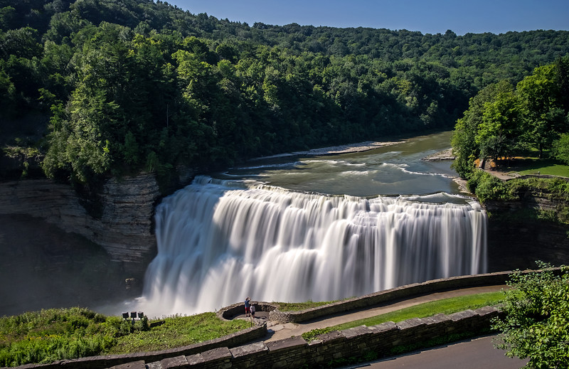 Letchworth State Park - Wyoming County, NY - 2018