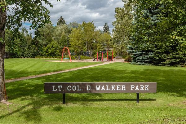 Lt. Col. D. Walker Park