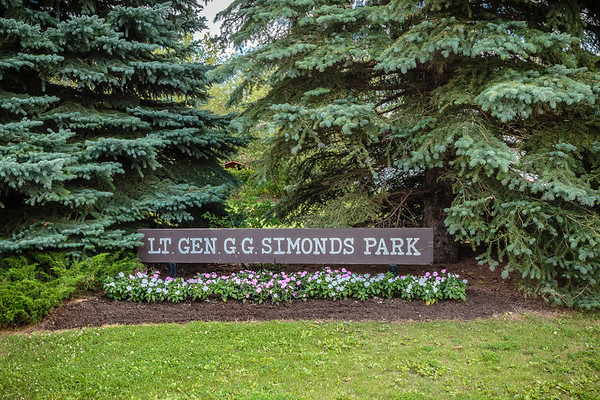 Lt. General Guy C. Simonds Park