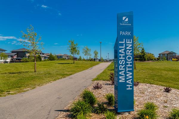 Marshall Hawthorne Park