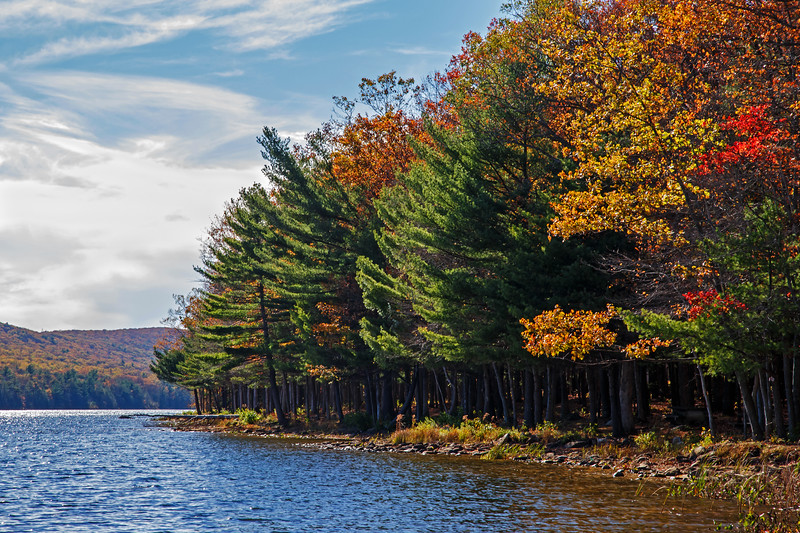 Mauch Chunk Lake - Carbon County, PA - 2014