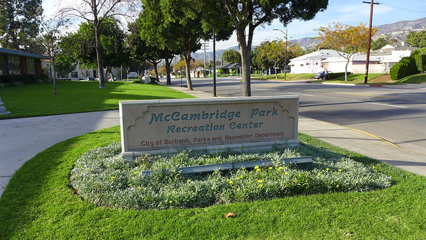 McCambridge Park/Burbank Tennis Club