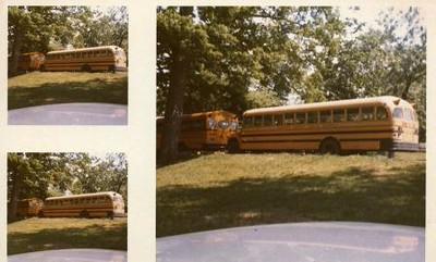 Buses in Miller Park IV (00151)