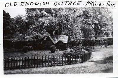 Old English Cottage I (00203)