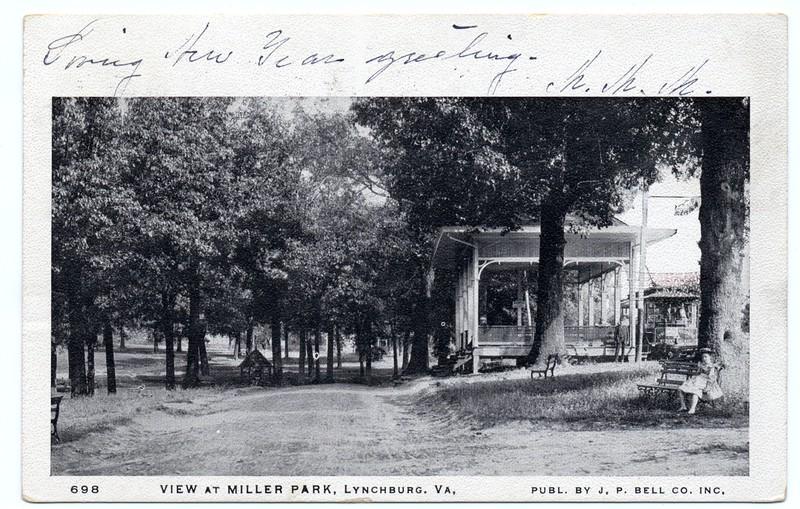 Postcard of Miller Park  (03251)