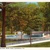 Postcard of Miller Park Swimming Pool (02449)