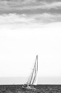 Lake Michigan Sail