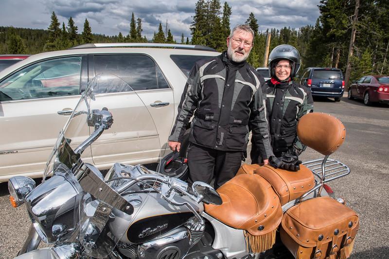 MOTORRADFAHRER aus DEUTSCHLAND - Motorcycle Riders from Germany