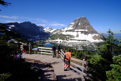 Hidden Lake Viewpoint