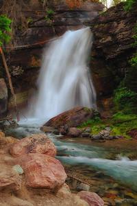 Barings Falls
