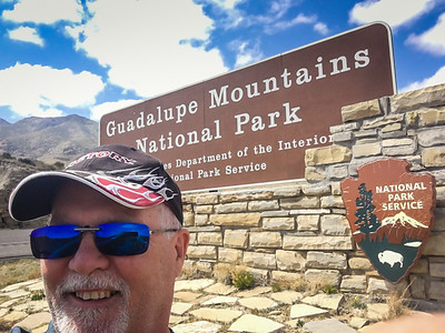Guadalupe Mountains National Park 04-18-2016