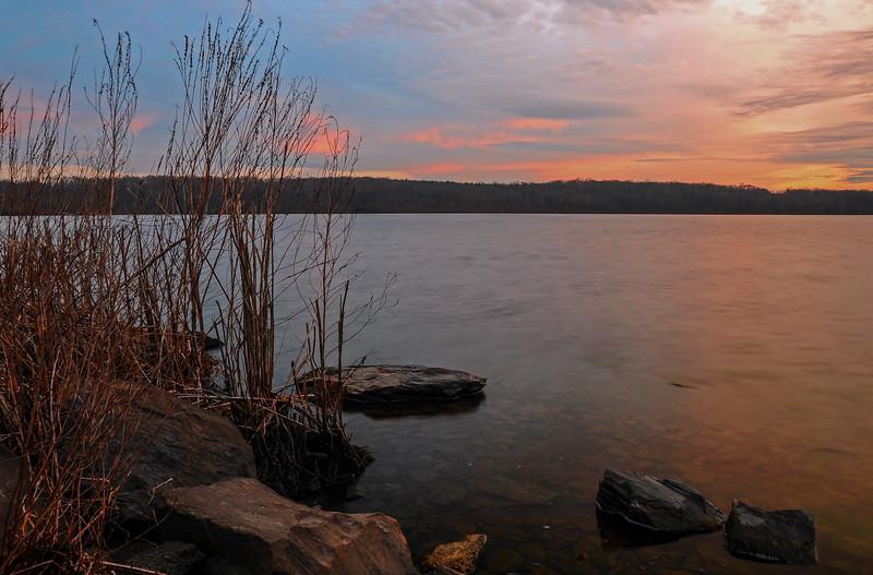 Lake Nockamixon State Park - Bucks County, PA - 2012