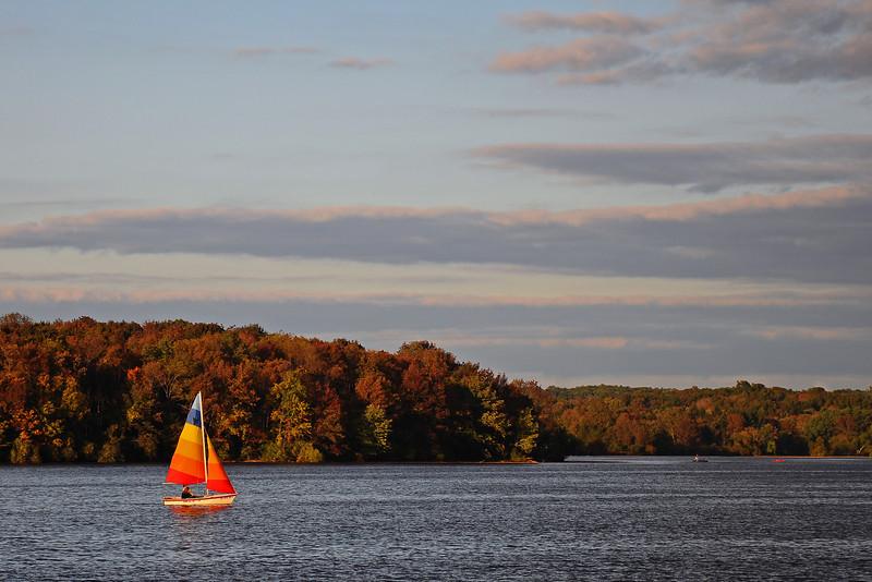 Lake Nockamixon State Park - Bucks County, PA - 2013