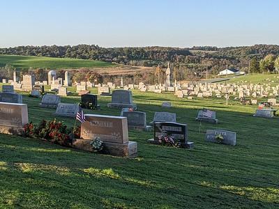 Smicksburg Cemetery - Route 954
