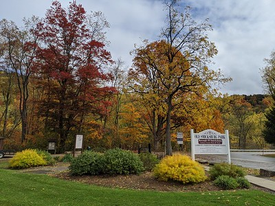 Fall Colors at Smicksburg