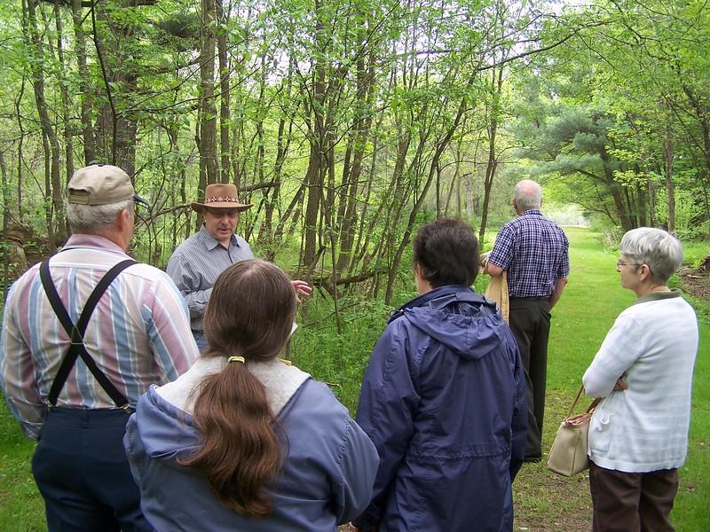 Walk and Talk at Old Smicksburg