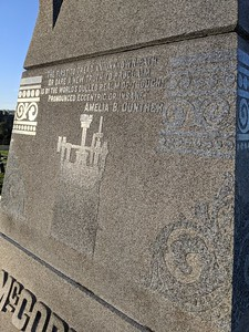 A Unique Monument