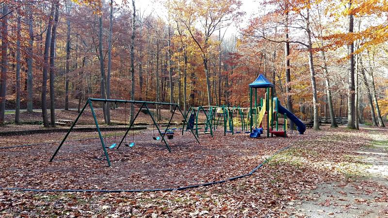 Pine Ridge Park Playground