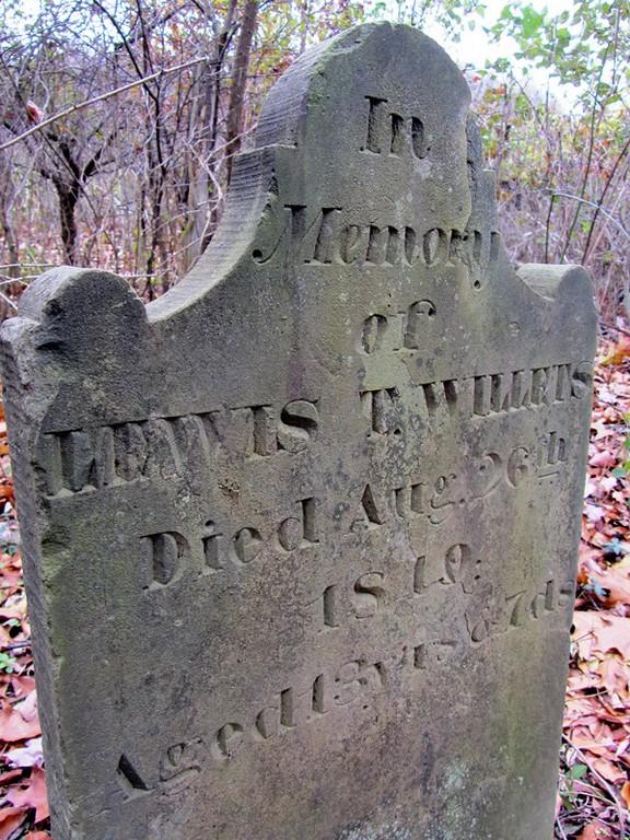 Our Hidden Cemetery