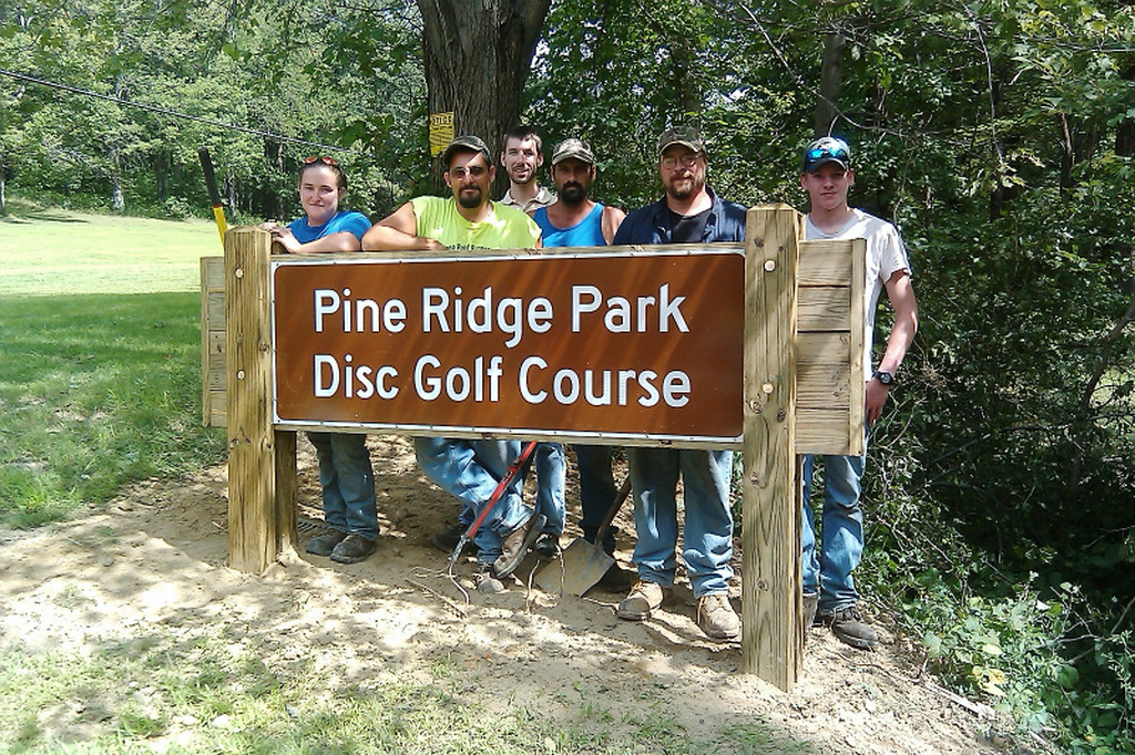 Disc Golf Course Installers