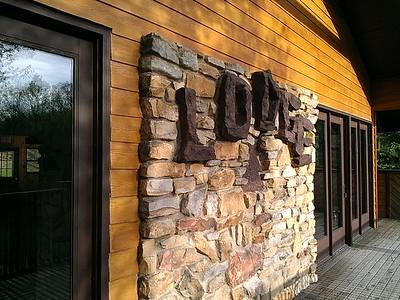Pine Lodge Stonework