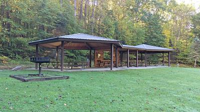 Pine Ridge Park Pavilion #2
