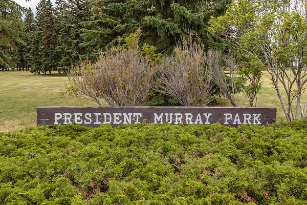 President Murray Park