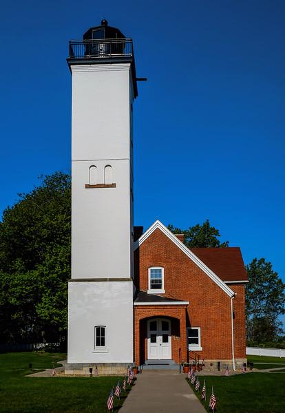 Presque Isle Lighthouse - Presque Isle State Park - Erie, PA - 2019