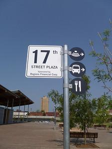 Park sign.