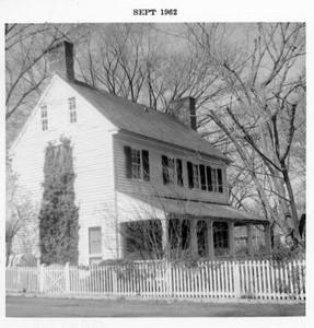 Miller-Claytor House in Riverside Park II (02702)