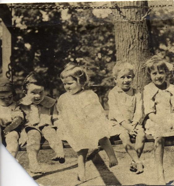 Children at a Park (02260)