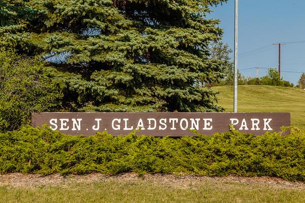 Senator J. Gladstone Park